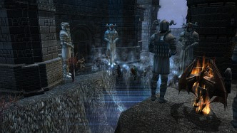 Screenshot out of Planescape: The Shaper of Dreams